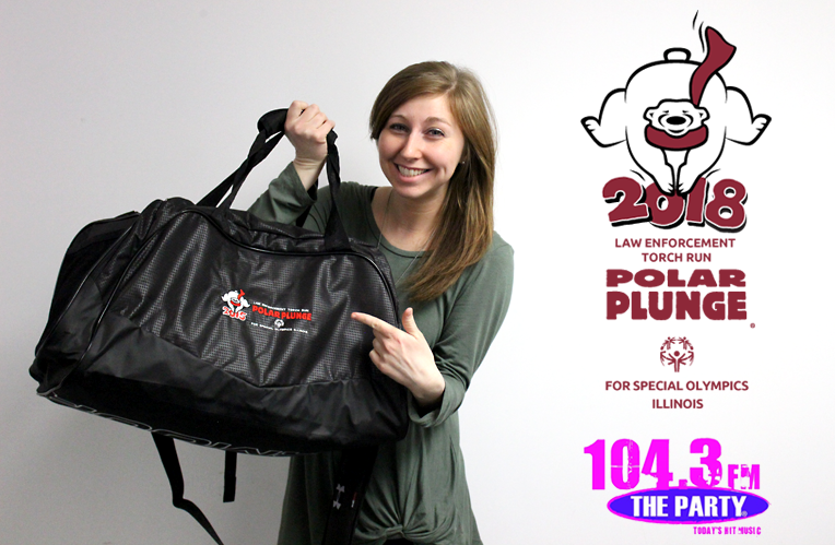 Winner of 100 Days Away Thanksgiving Polar Plunge Giveaway!