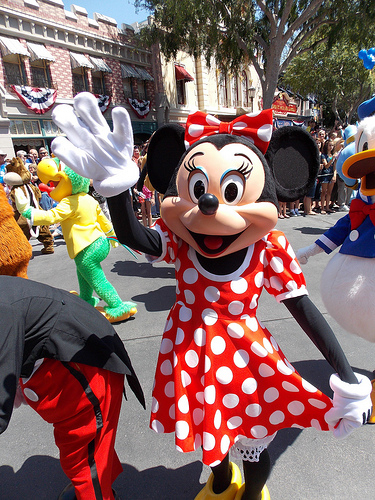 Minnie Mouse To Get Hollywood Walk of Fame Star