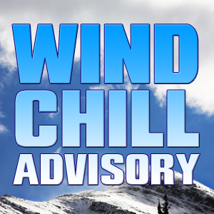 Wind Chill Advisory for Part of Illinois and Indiana