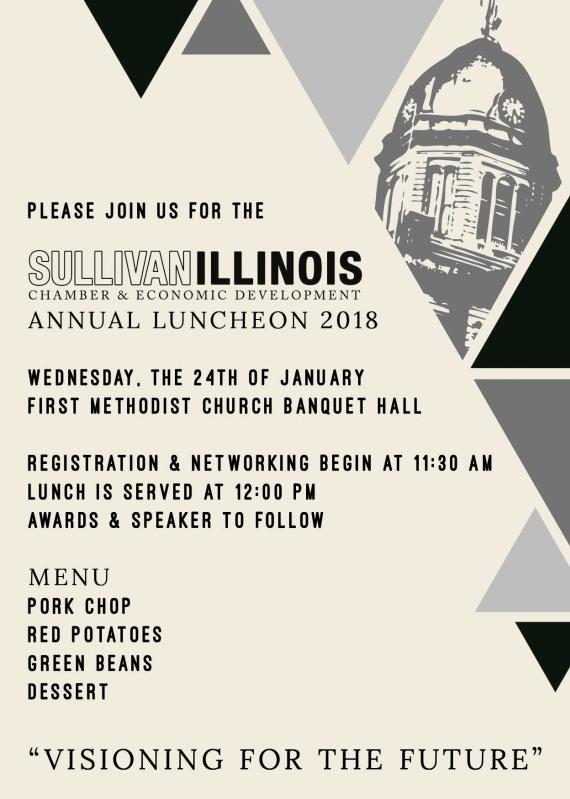Sullivan Chamber Annual Luncheon