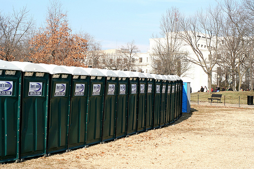 An Ultramarathon Runner Has Been Busted For Winning Races by Hiding in Port-A-Potties