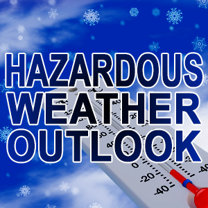 NWS: Hazardous Weather Outlook for our Indiana Counties.