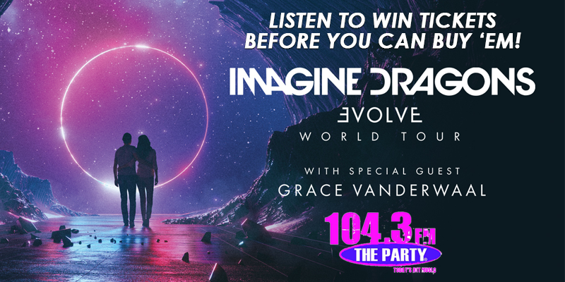 Imagine Dragons - Listen to Win Tickets!