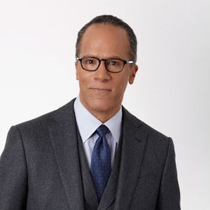 "Press Club To Honor ""NBC Nightly News"" Anchor"