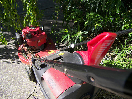 Lawn Mower Safety Meetings for Kids