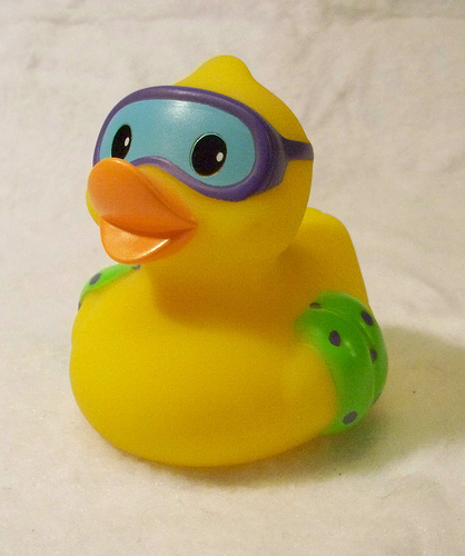 Your Kid's Rubber Duckies Are Probably Filled With Dangerous Bacteria
