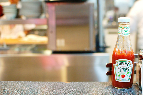 Sliced Ketchup Is Now a Thing That Exists