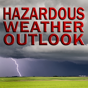 Hazardous Weather Outlook (Easter Weekend, West Central Indiana)