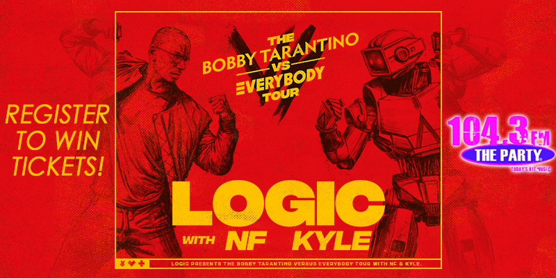 Register to Win Logic Tickets!