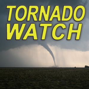 Tornado Watch for our Entire Illinois Listening Area