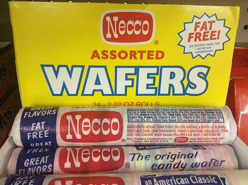 Sales of Necco Wafers Are Up 63%