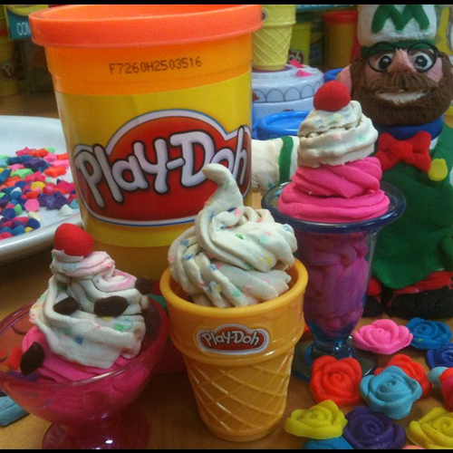 Hasbro Just Trademarked the Scent of Play-Doh