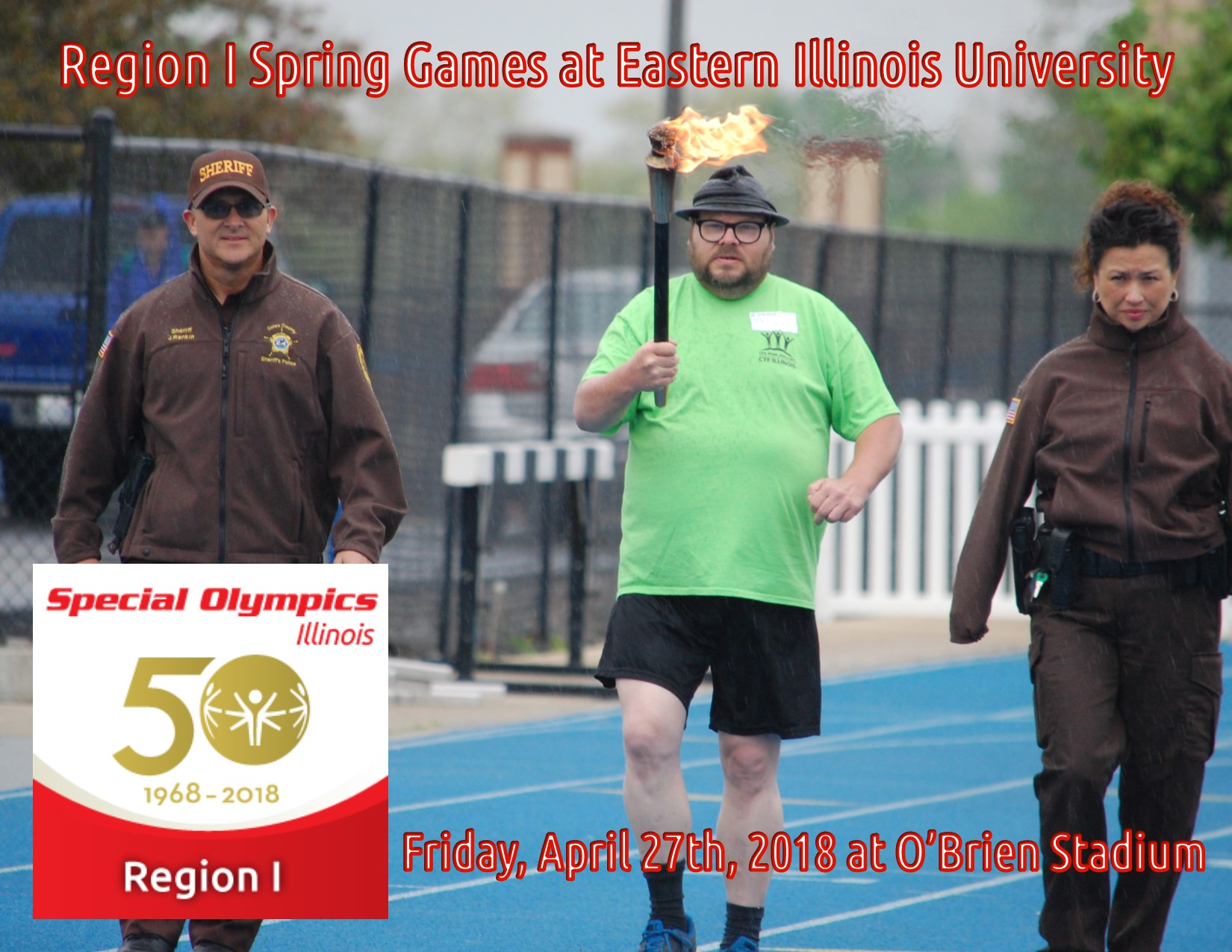 Spring Games at EIU