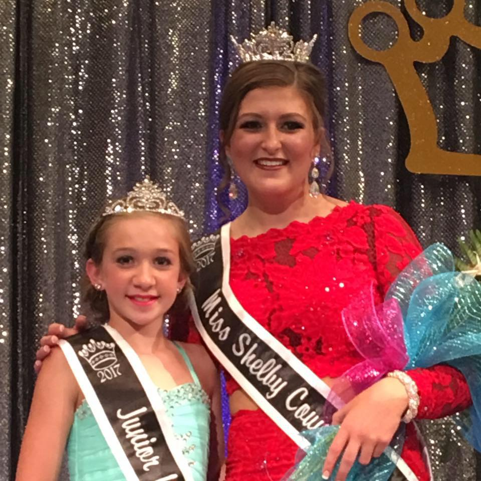 Miss Shelby County & Junior Miss Accepting Entries