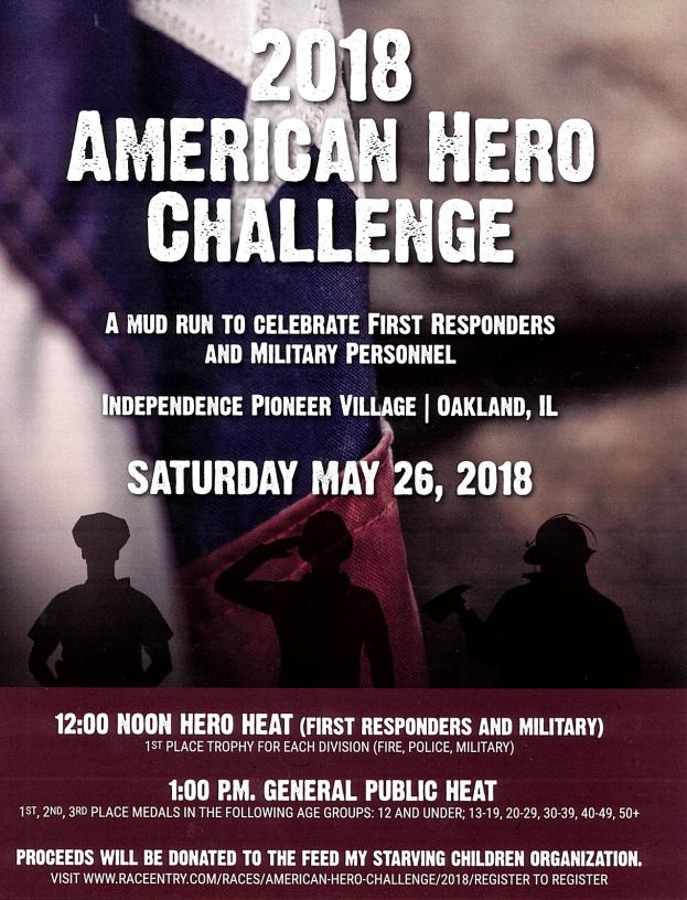 American Hero Challenge in Oakland