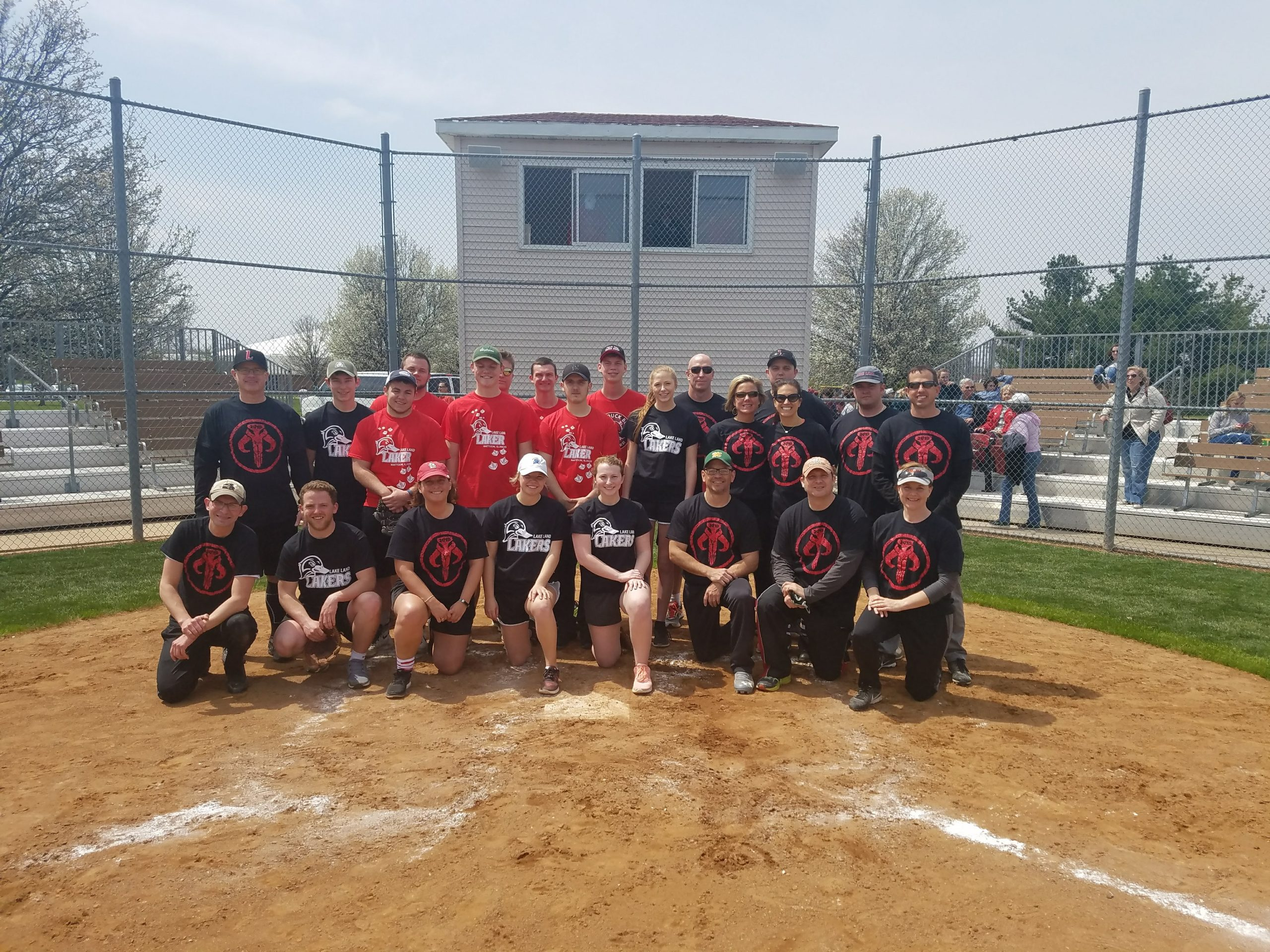 Lake Land College Faculty raises money for scholarship at annual softball game