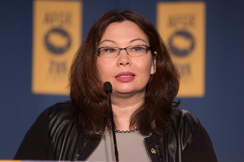 U.S. Senator Tammy Duckworth Mobile Office Hours in Effingham