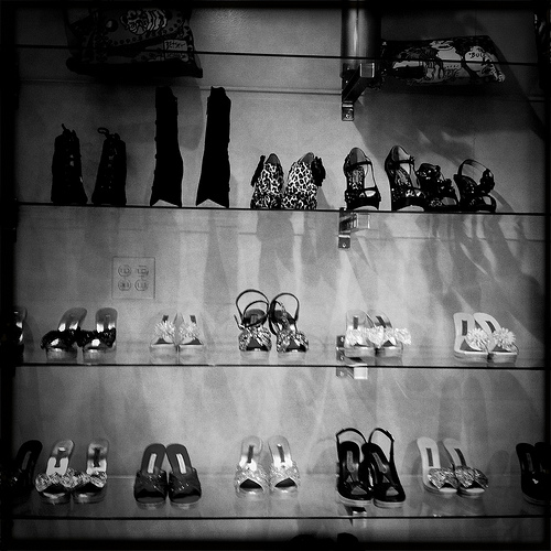 72% of Women Own More Than 21 Pairs of Shoes