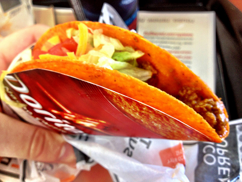 A Guy Wants Doritos . . . So He Breaks Into a Taco Bell to Eat the Shells