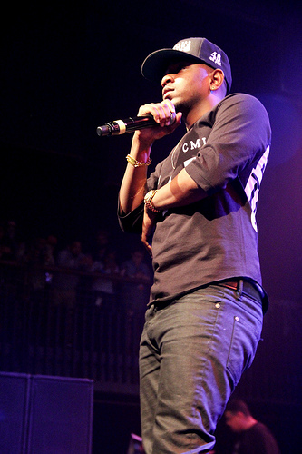 Rapper Kendrick Lamar Accepts Pulitzer For Music