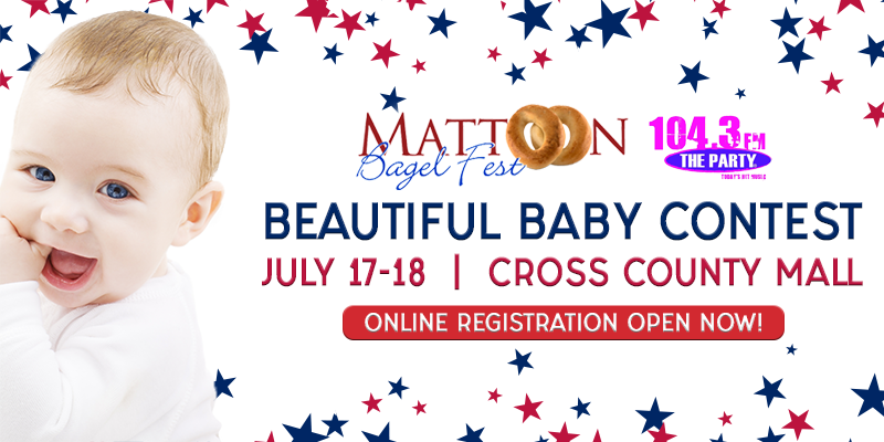 Mattoon Bagelfest Beautiful Baby Contest