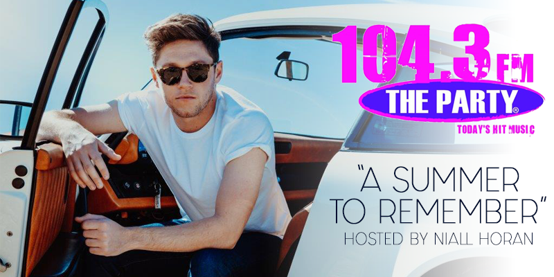 """A Summer to Remember"" Hosted by Niall Horan"