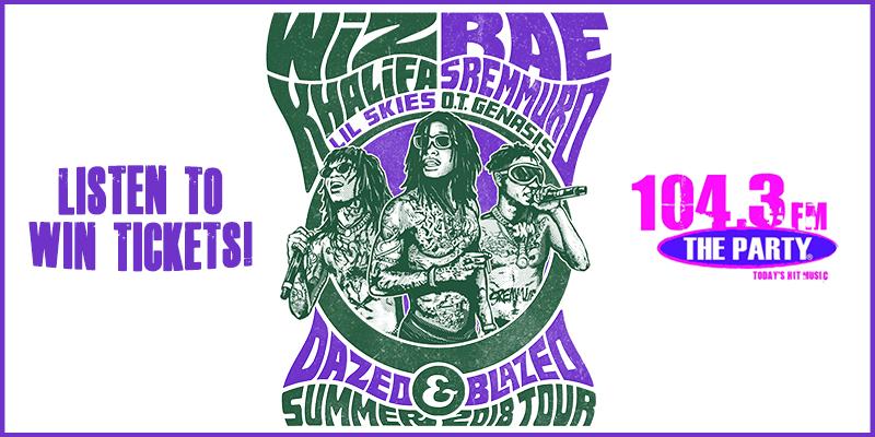 Listen to Win Wiz Khalifa & Rae Sremmurd Tickets!