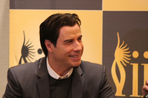 Actor John Travolta Is Being Honored Today In Brooklyn