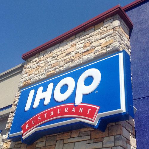 IHOP Changing Name to IHOb