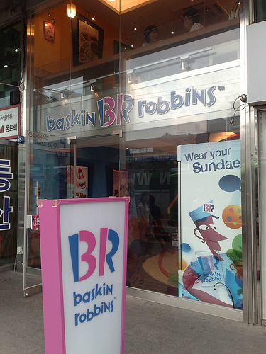 Baskin-Robbins' New Milkshakes Have Entire Donuts and Cotton Candy on Top