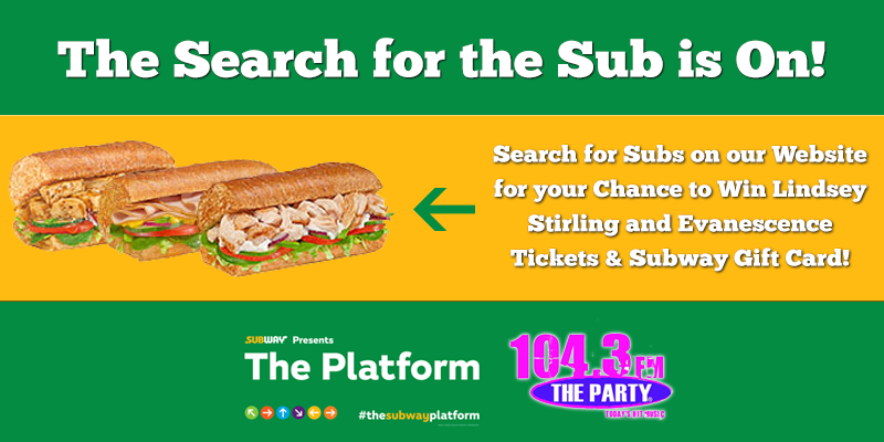 Search for the Sub - Evanescence & Lindsey Stirling Tickets