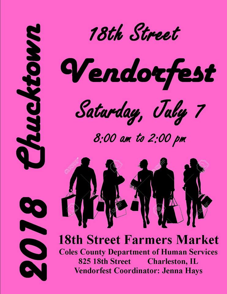 Vendorfest Coming to 18th Street Farmers Market