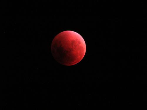 Century's Longest Lunar Eclipse Is Friday