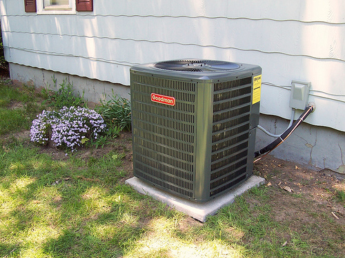 How Hot Does It Have to Get Before You Start Pumping the A/C?