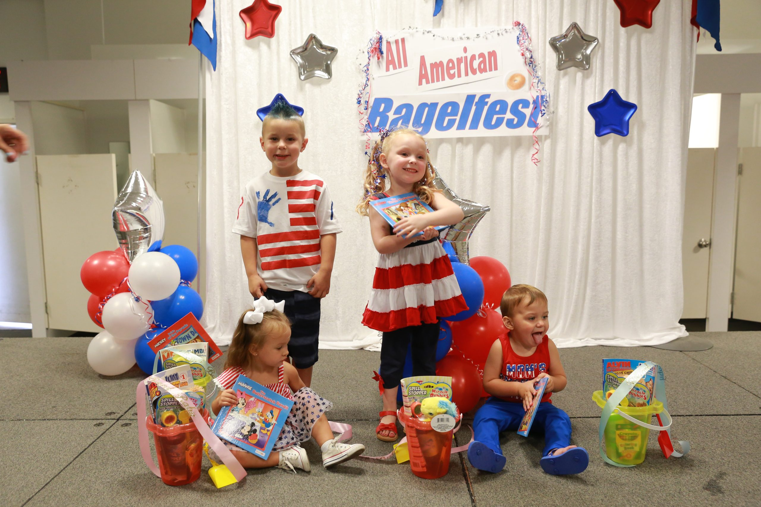 Bagelfest Beautiful Baby Contest 2nd Night Winners
