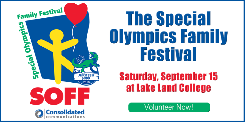 Special Olympics Family Festival Seeking Volunteers