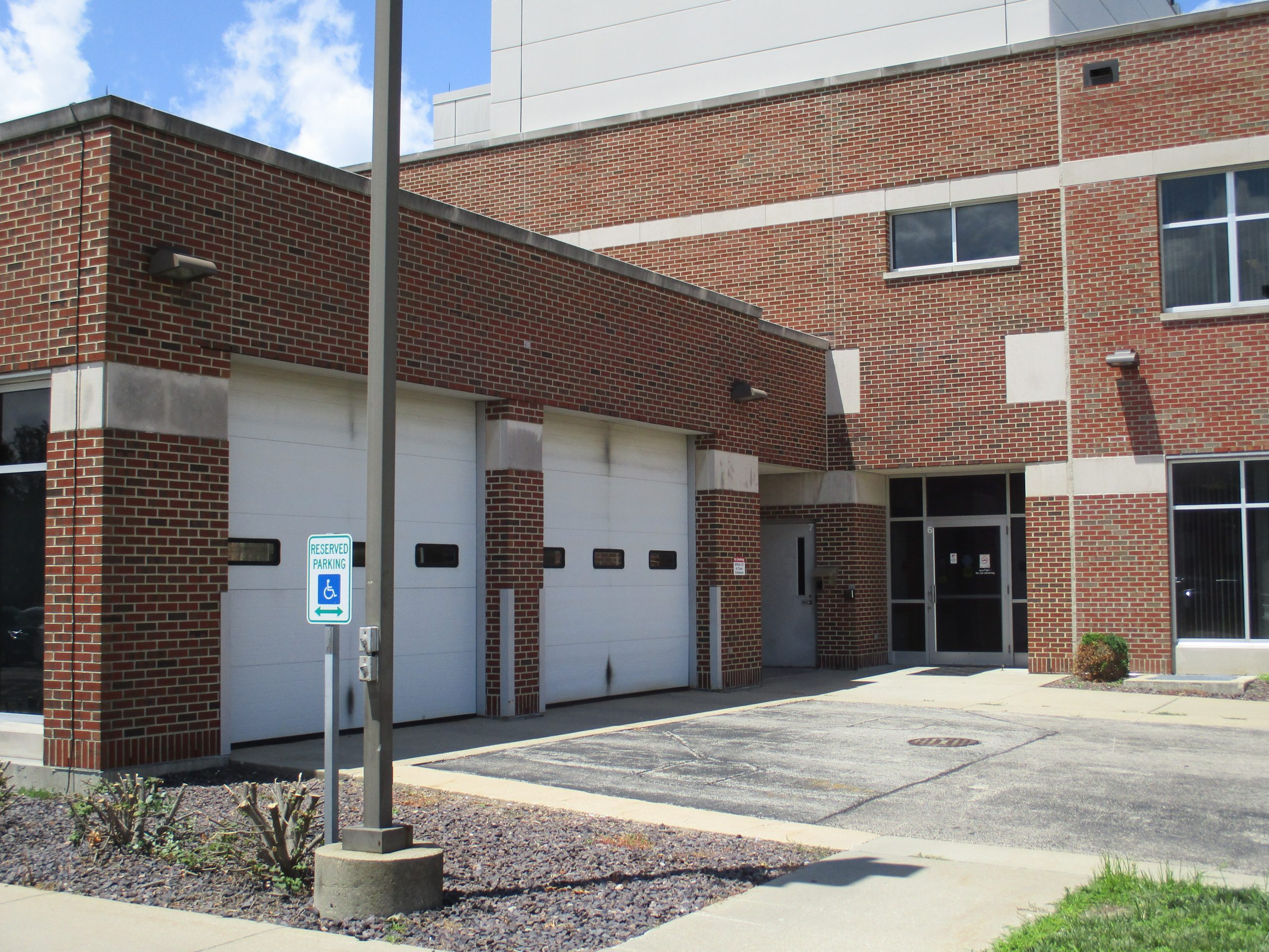 Emergency department entrance to be temporarily relocated at HSHS St. Anthony's Memorial Hospital, starting July 9