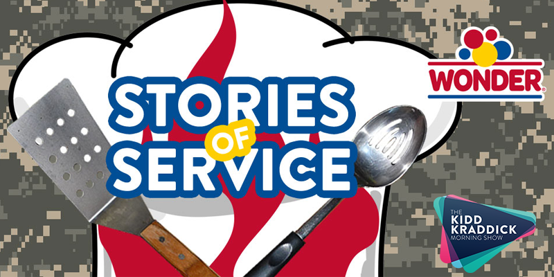 Kidd Kraddick Morning Show Stories of Service