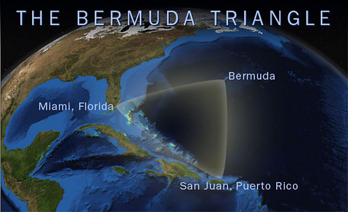 Scientists Think They Have Finally Figured Out the Bermuda Triangle