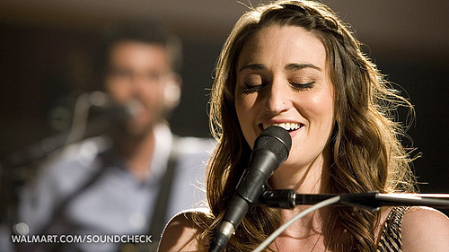 Sara Bareilles Working On New Album
