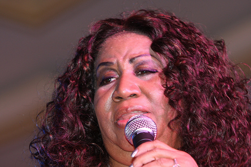 Soul Singer Aretha Franklin Dead At 76