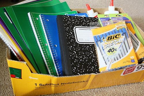 The Top Eight School Supplies Teachers Need Donated