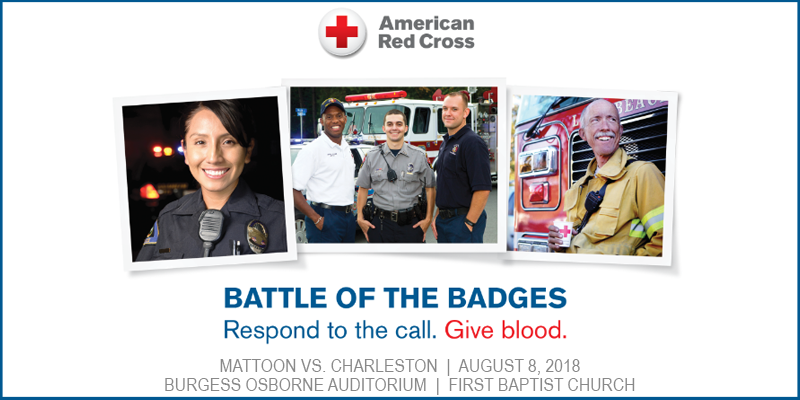 Coles County Battle of the Badges 2018