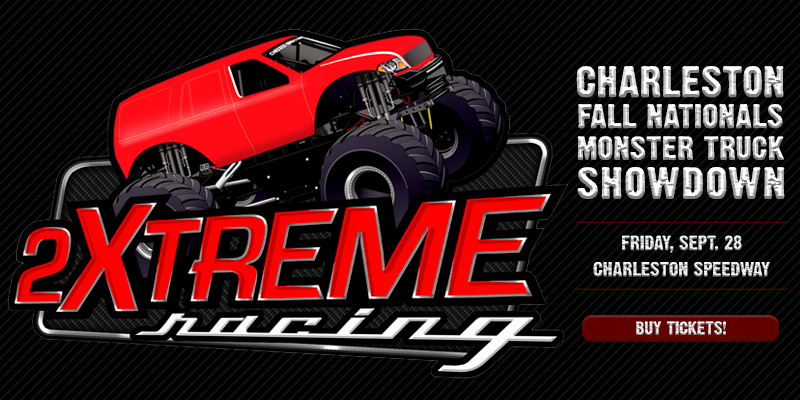Feature: https://www.eventbrite.com/e/charleston-fall-nationals-monster-truck-showdown-tickets-49974975497?aff=ehomecard