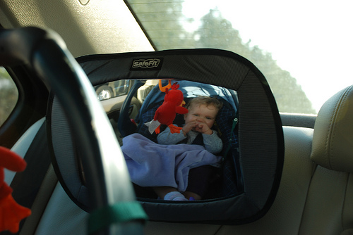Change In Illinois Child Safety Seat Law