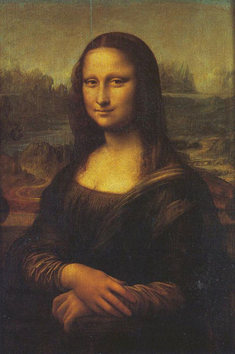The Mona Lisa's Smile Was Probably Due to an Underactive Thyroid