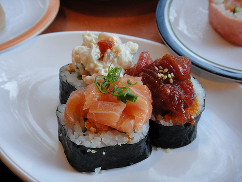 """How Much Sushi Do You Have to Eat to Get Banned From an """"All-You-Can-Eat"""" Restaurant?"""