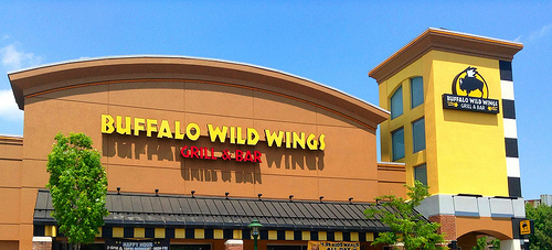 Buffalo Wild Wings Is Now Selling Pumpkin Spice Wings