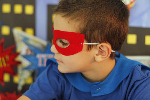 The Top Seven Superpowers Kids Want Most