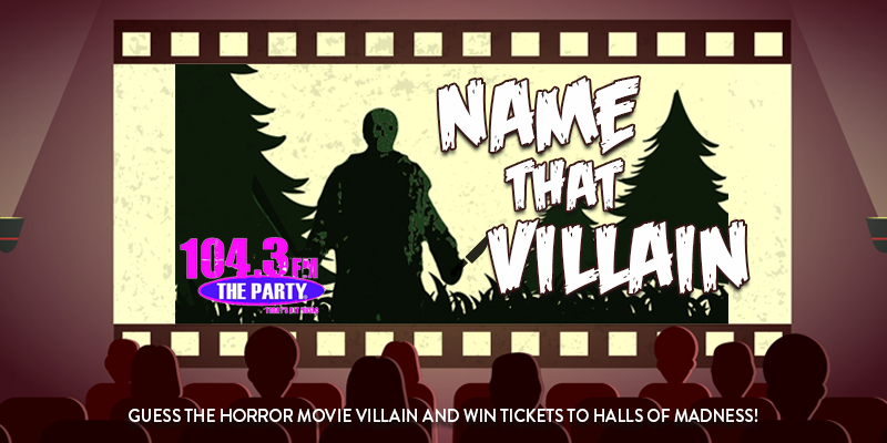 """""""Name That Villain"""" to Win Halls of Madness Tickets"""
